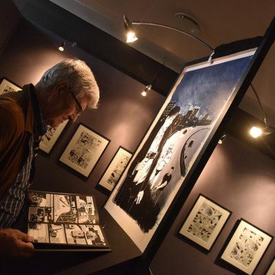 Miniature exposition